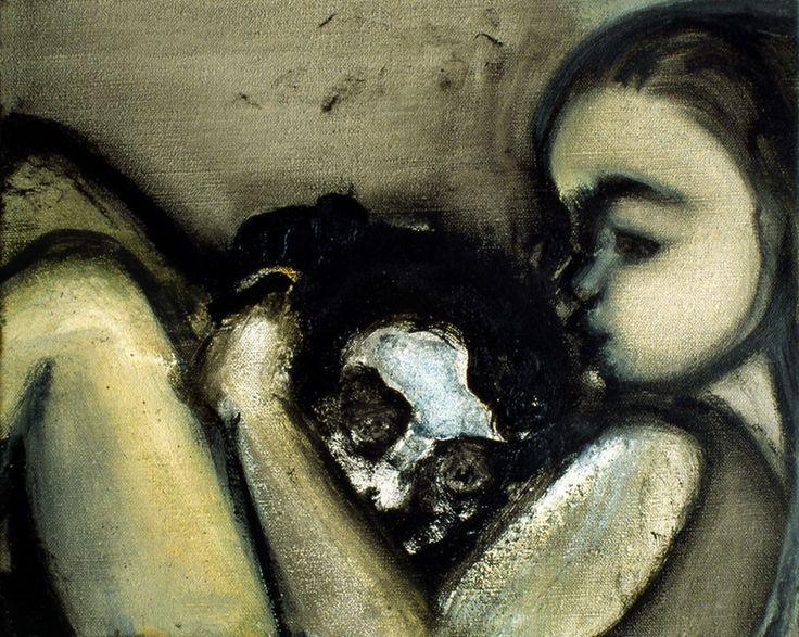 Marlene Dumas Originalgröße unter 900 × 719