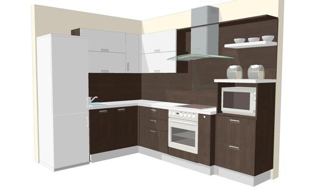 дизайн маленькой кухни фото 6 кв.м с холодильником - Поиск в Google