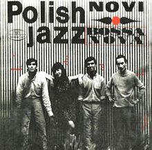 Jazz in Poland - rare record album covers