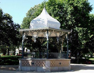 Reanimar os Coretos em Portugal: Évora.