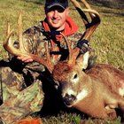 Picture here with his recent trophy is Keith Yasunas of East Amwell Township with what may very well be the record for an 8 pt. rack with a crossbow in the state of New Jersey. Keith was hunting in...