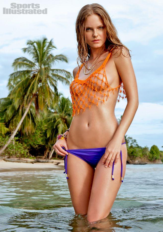 Jessica Kenney Frau Bikini Midwest