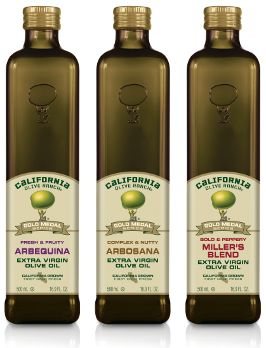 Olive Oils like these from @California Olive Ranch are key to the Mediterranean Diet