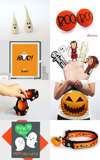 The Halloween is coming!! by Ana Jerónimo on Etsy--Pinned+with+TreasuryPin.com