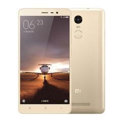 Мобильный телефон Xiaomi Redmi Note 3 32GB Gold