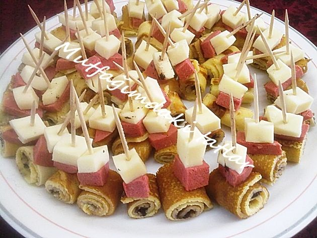 KREP KANAPE | Mutfak ve Tatlar#more