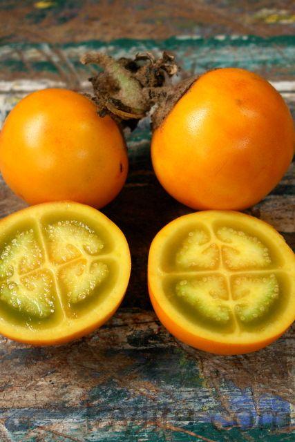 Naranjillas o lulos
