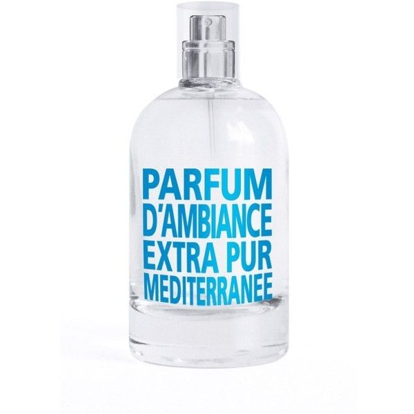 Compagnie de Provence Extra Pur Room Spray - Mediterranean Sea (100ml) (€23) ❤ liked on Polyvore featuring home, home decor, home fragrance, la compagnie de provence, fragrance spray, home scents, fabric spray and room fragrance spray