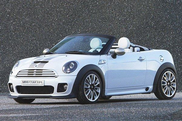 I'm going to get this car, I love the MINI Roadster!
