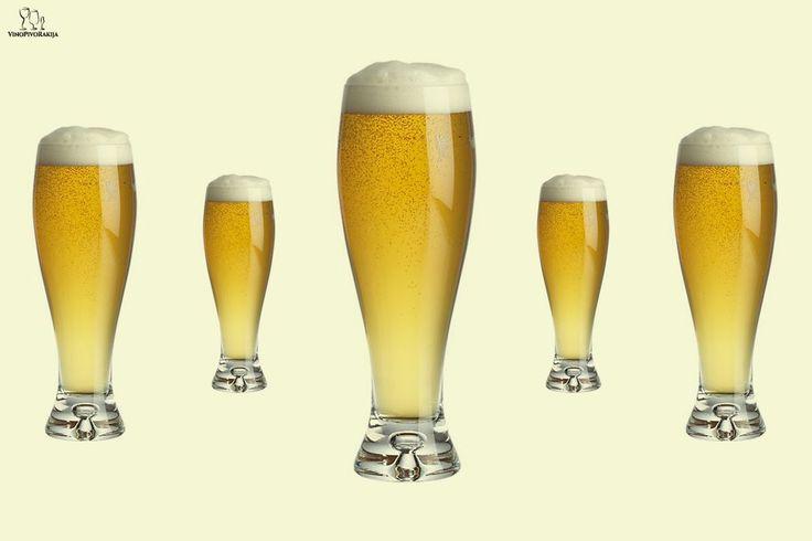 Pivska čaša - Pilsner