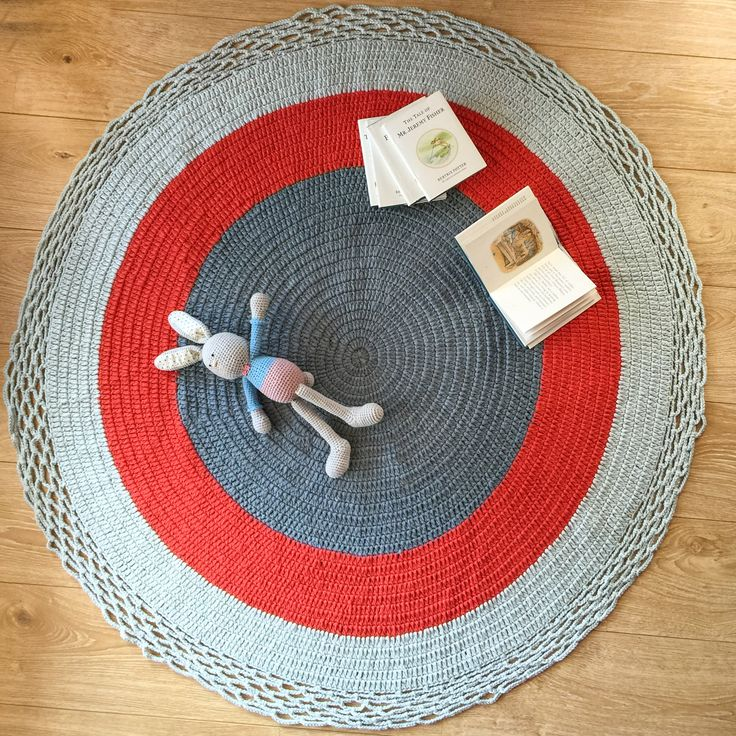 Read, play or just relax...find a beautiful rug for your rugrat!