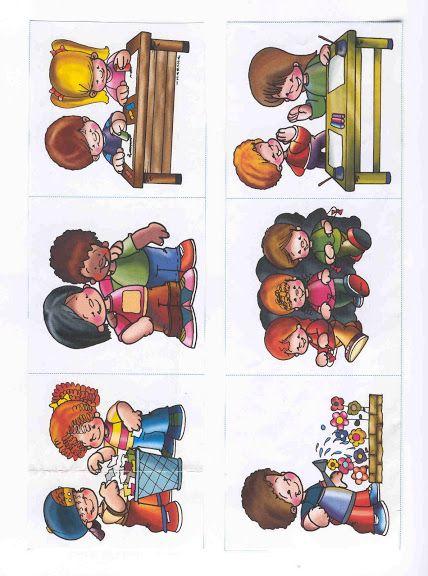 Rutinas y Rincones - Sonia.1 - Álbumes web de Picasa