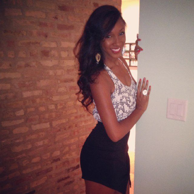 Maria Taylor Seductive Beautiful Women Sportscasters And