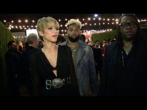 Zendaya's Dad Says She's Not Dating Odell Beckham - YouTube