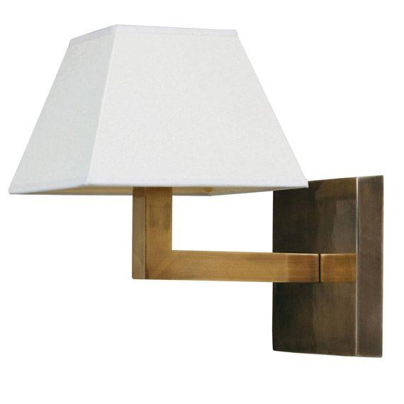 Classic Wall Lamp, Brass