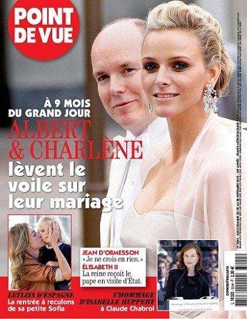 Charlene de monaco (couvertures de magazine) - Photo 101 : Album photo - m.teemix.aufeminin.com : Album photo - m.teemix.aufeminin.com -