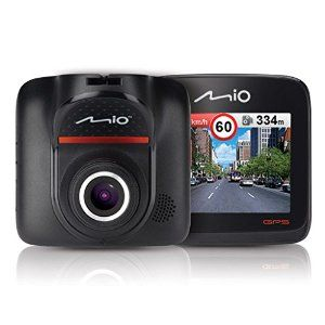 Mio MiVue 568 TouchScreen InCarCam GPS DVR Dashcam HD Car Journey Accident Recorder and Speed Camera Detector: Amazon.co.uk: Electronics