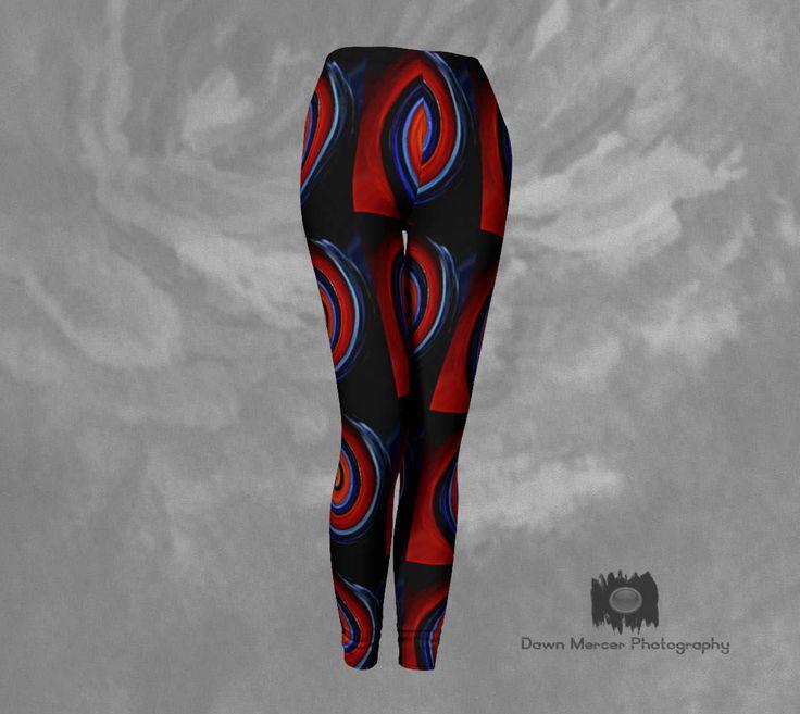 Art Leggings Cool Abstract Tights Printed Leggings Workout Pants Yoga Leggings Premium Leggings Art Printed Tight Pants Cool Fashion Legging by DawnMercerPhoto on Etsy