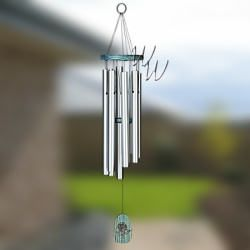 Woodstock Percussion 26 Inch Chimes Of Provence Wind Chimes