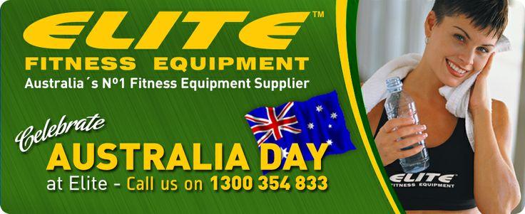 Australia Day 2014 Elite Fitness Equipment Highpoint