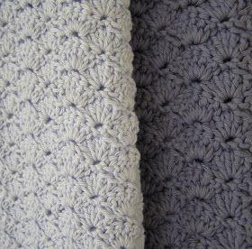 Halager: Hæklede håndklæder til køkkenet