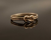 infinity love ring: Nautical Jewelry, Infinity Knot, Knot Rings, 14K Gold, Wedding Bands, Wedding Rings, Gold Infinity, Engagement Rings, Promise Rings