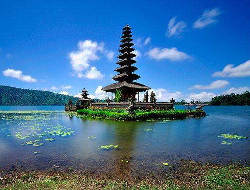 Kawasan Bedugul Bali yang cantik di mata, sejuk di hati