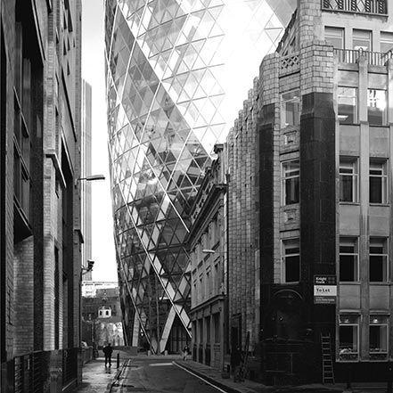 Material Matters: Glass #glass #london #gherkin #steel #glazing #window #reflection #foster #diamond