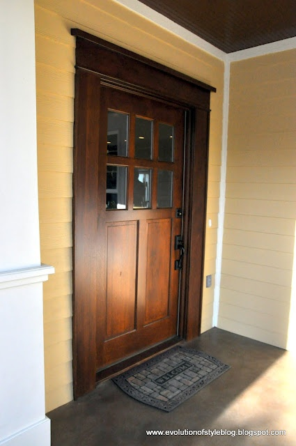 17 best ideas about craftsman style front doors on Craftsman style wood interior doors