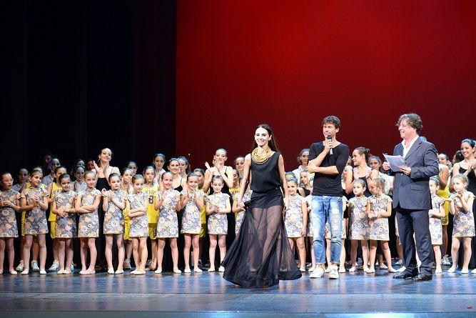 Ninfa Fersini e L'école de Danse Affiliata Kledi Dance
