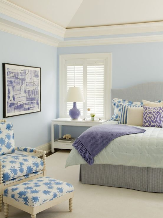 Blue Gray Paint Bedroom Photos Design Ideas