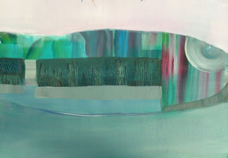"Joanna Golon, 50x70 ""Fish """