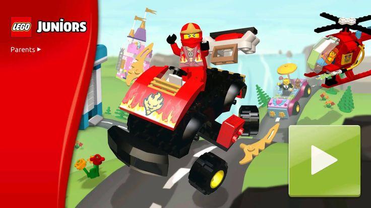Gameplay: Lego Juniors Create & Cruise | Android Gameplay #8