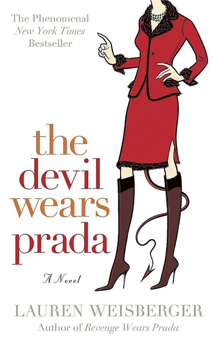 Lauren Weisberger - The Devil Wears Prada / #awordfromJoJo #WomensFiction #ChickLit #LaurenWeisberger