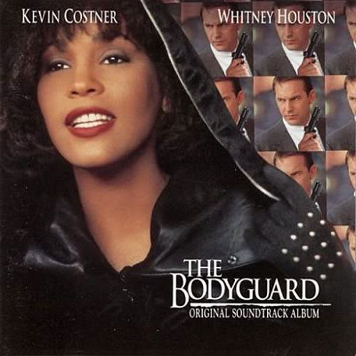 Whitney Houston - The Bodyguard Original Motion Picture Soundtrack LP