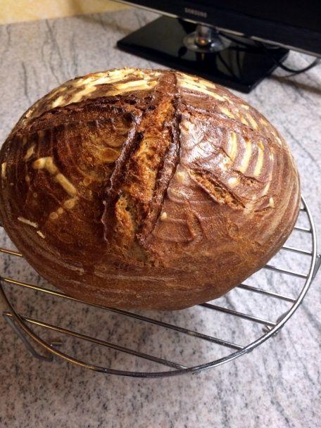 Kváskový chlieb, ktorý zvládne každý (fotorecept) - obrázok 13