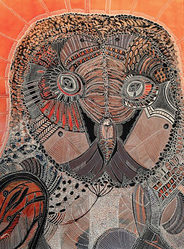 """Seeker Owl"" par Joshua Yeldham"