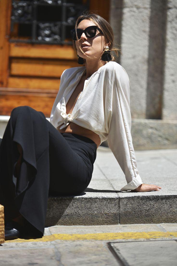 The Fashion Through My Eyes / Dance pants // #Fashion, #FashionBlog, #FashionBlogger, #Ootd, #OutfitOfTheDay, #Style