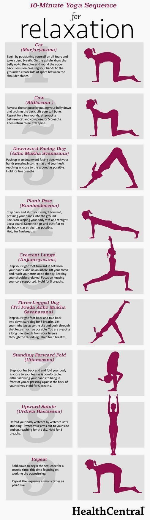 Strike it up with your Yoga Poses | Min