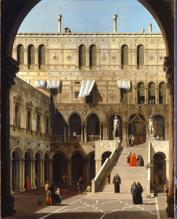 Canaletto à Venise Musée Maillol - Le Parisien