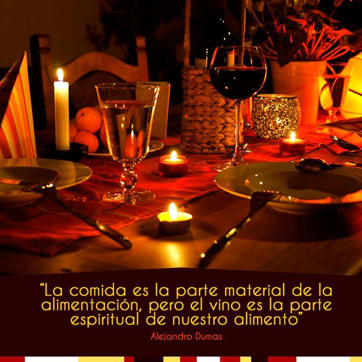 Una deliciosa comida y un buen vino es una exquisita combinación #LaCafetiereDeAnita #Gastronomy