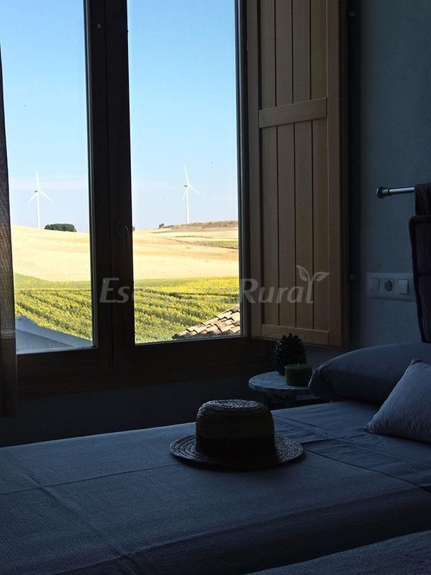 Fotos de La Fragua del Herrero - Casa rural en Chumillas (Cuenca) http://www.escapadarural.com/casa-rural/cuenca/la-fragua-del-herrero/fotos#p=530a36fb2bf3c