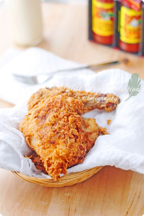 60 best images about fried chickens on pinterest crispy for Table 52 buttermilk fried chicken recipe
