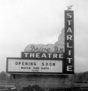 Starlite Drive-in Birmingham, AL just over the Irondale/Birmingham line where Eastwood Mall/K-Mart was located