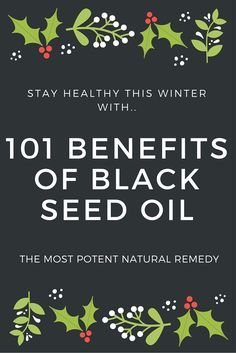 All the more reasons to love black seeds. #Amazing #Natural #Remedy http://www.diamondherbs.co/101-black-seed-oil-benefits-to-consider-while-undergoing-lifes-wear-tear?utm_content=buffer3ad0b&utm_medium=social&utm_source=pinterest.com&utm_campaign=buffer