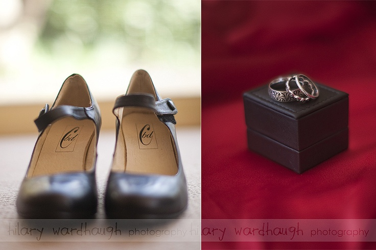 gundaroo wedding nsw  country weddings  red bridal gown  bridal shoes and wedding rings