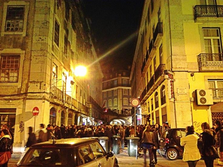 Lisboa noite - by night