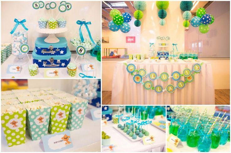 Urodziny w kropki / Polka Dot Birthday Party