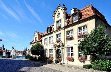 *****Hotel Podewils w Gdansku