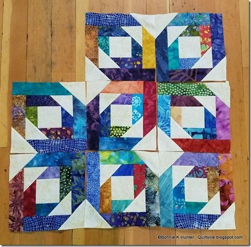 Quiltville S Quips Amp Snips Pineapple Blossom In Idaho